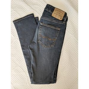 American Eagle Outfitters Jeans - American Eagle Extreme Flex Dark Wash Skinny Jeans